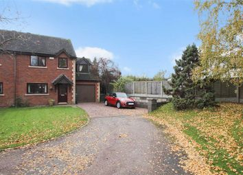 Thumbnail 4 bedroom semi-detached house for sale in Plough Bank, Station Road, Weston Rhyn, Oswestry