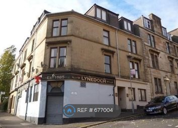Thumbnail 1 bedroom flat to rent in Hay Street, Greenock