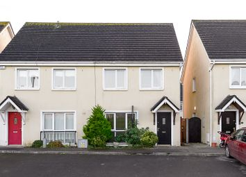 Thumbnail 3 bed semi-detached house for sale in 4 Chapel Farm Green, Lusk, County Dublin