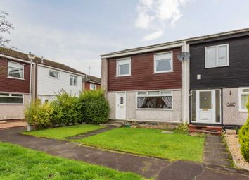 Thumbnail 3 bed end terrace house for sale in Carnoustie Crescent, East Kilbride, Glasgow