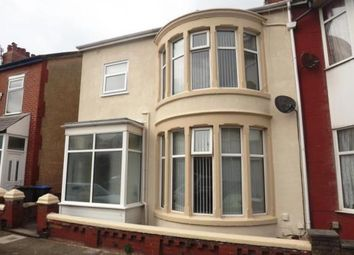 Thumbnail 2 bed flat for sale in Northfield Avenue, Blackpool, Lancashire