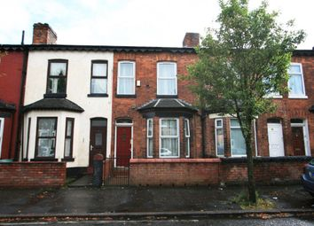Thumbnail 3 bed terraced house to rent in Clitheroe Road, Manchester