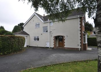 Thumbnail 5 bed detached house for sale in The Crescent, Blundering Lane, Stalybridge