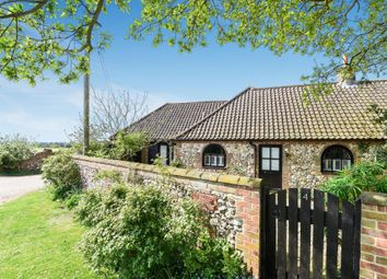 Thumbnail 3 bed barn conversion for sale in Town Farm Barns, Lynn Road, Great Bircham, King's Lynn