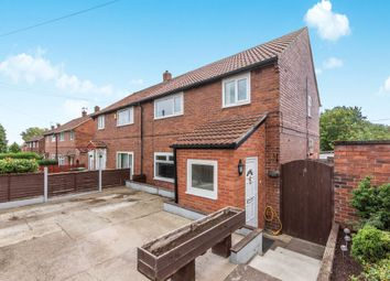Thumbnail 3 bed semi-detached house for sale in Dent Drive, Eastmoor, Wakefield