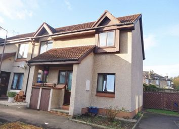Thumbnail 2 bed flat for sale in Burgh Mews, Alloa