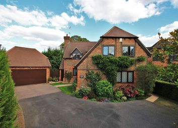 Thumbnail 4 bed detached house for sale in 12 Chackfield Drive, Winnersh, Wokingham, Berkshire