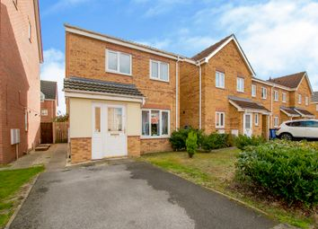 Thumbnail 3 bed detached house for sale in Walstow Crescent, Armthorpe, Doncaster