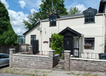 Thumbnail 2 bed cottage for sale in Llanafan Fawr, Builth Wells