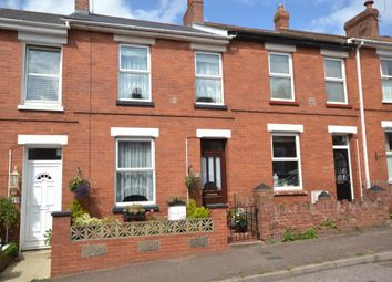 Thumbnail 3 bed terraced house for sale in Jocelyn Road, Budleigh Salterton, Devon