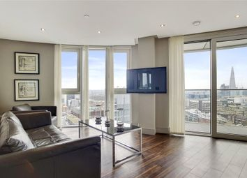 Thumbnail 3 bed property for sale in Altitude Point, 71 Alie Street, London