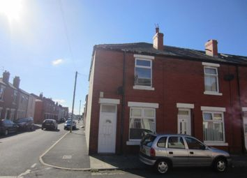 Thumbnail 2 bedroom end terrace house to rent in Truro Street, Blackpool