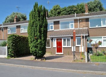 Thumbnail 3 bed terraced house for sale in Cawthorne Avenue, Grappenhall, South Warrington