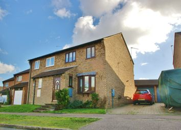 Thumbnail 3 bed semi-detached house for sale in Arthurton Road, Spixworth, Norwich
