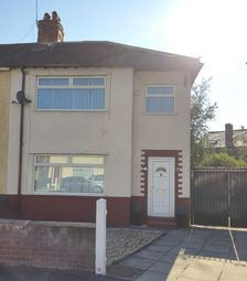 Thumbnail 3 bed semi-detached house to rent in Marina Avenue, Litherland, Liverpool