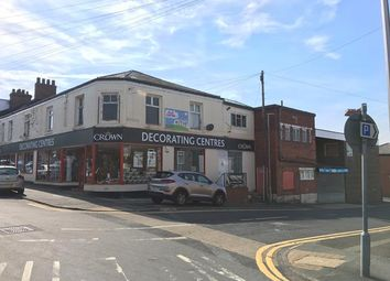 Thumbnail Commercial property for sale in Church Street, Hyde