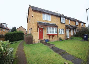 Thumbnail 3 bed end terrace house for sale in Beaumaris Green, Pendragon Walk, Welsh Harp, London