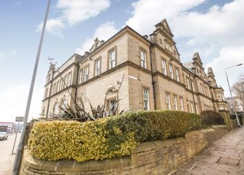Thumbnail 1 bed flat for sale in Clare Court, Prescott Street, Halifax, West Yorkshire