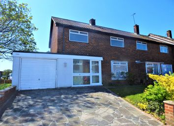 Thumbnail 3 bed end terrace house to rent in Great Spenders, Basildon, Essex