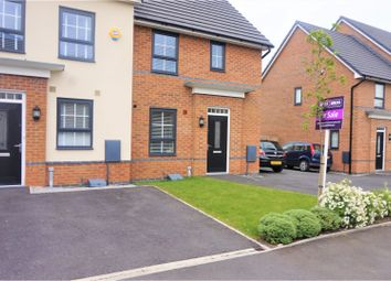 Thumbnail 3 bed end terrace house for sale in Deanland Drive, Liverpool