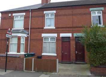 Thumbnail 2 bed terraced house for sale in Swan Lane, Stoke, Coventry, West Midlands
