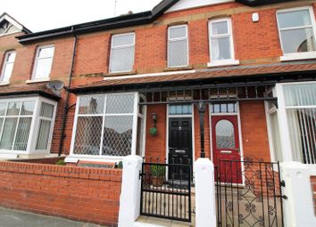 Thumbnail 3 bed terraced house for sale in Tennyson Road, Fleetwood