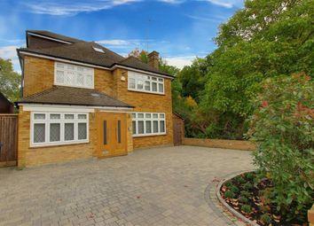 Thumbnail 5 bed detached house to rent in The Reddings, London