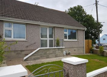 Thumbnail 2 bed bungalow to rent in Westgate, Dwrbach, Fishguard