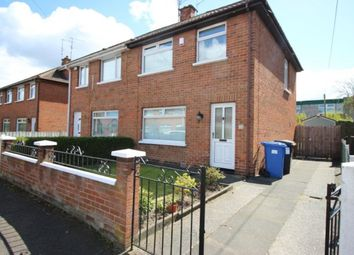 Thumbnail 3 bed semi-detached house to rent in Sunnyside Crescent, Belfast
