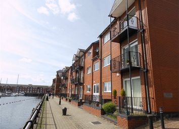 Thumbnail 2 bed flat to rent in York Court, Maritime Quarter, Swansea