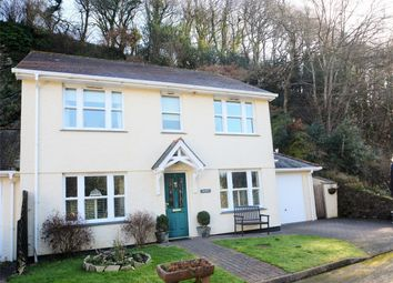 Thumbnail 5 bed link-detached house for sale in The Old Quarry, Mill Lane, Grampound, Nr Truro, Cornwall