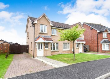 Thumbnail 3 bed semi-detached house for sale in Allan Gardens, Saltcoats