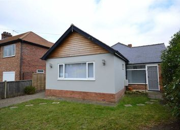 Thumbnail 3 bed bungalow for sale in Station Road, North Hykeham, Lincoln