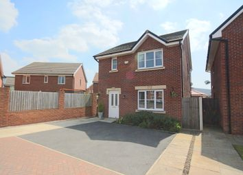 Thumbnail 3 bed detached house for sale in Hard Field Close, Buckshaw Village, Chorley