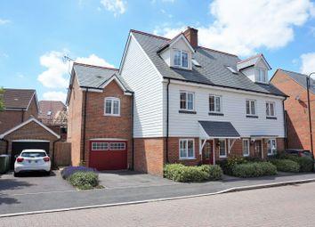 Thumbnail 4 bed semi-detached house for sale in Palmer Avenue, Broadbridge Heath