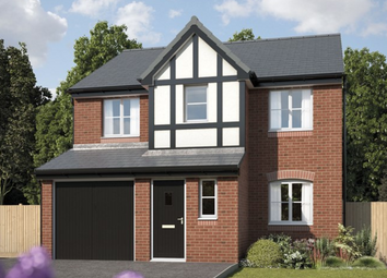 Thumbnail 4 bed detached house for sale in Bewley Drive, Kirkby, Liverpool
