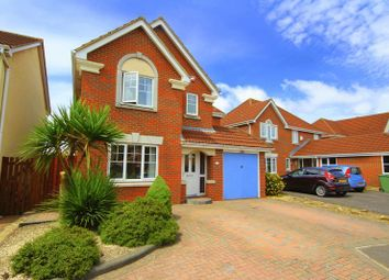 Thumbnail 4 bed detached house for sale in The Furlong, Bristol