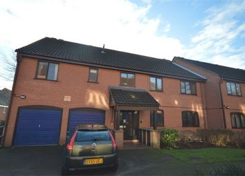 Thumbnail 3 bedroom flat for sale in Roseville Close, Thorpe Hamlet, Norwich