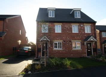 Thumbnail 3 bed town house to rent in Sandstone Lane, Tarporley