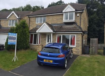 Thumbnail 4 bedroom detached house to rent in Woodland Rise, Birkby, Huddersfield