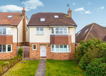 Thumbnail 4 bed detached house for sale in Watford Road, Chiswell Green, St.Albans