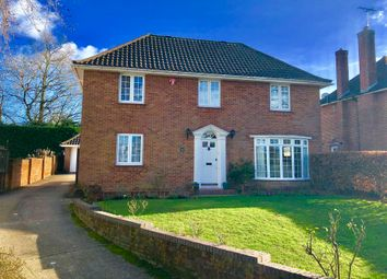 Thumbnail 3 bed detached house for sale in Chalk Hill, West End, Southampton, Hampshire
