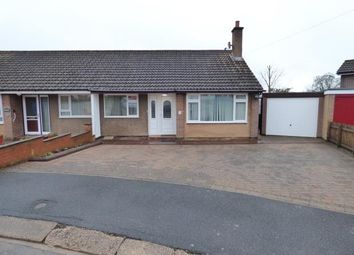 Thumbnail 2 bed semi-detached bungalow to rent in Greencroft, Brampton, Cumbria