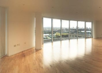 Thumbnail 2 bed flat to rent in Ability Place, 37 Millharbour, Cross Harbour, Canary Wharf, London