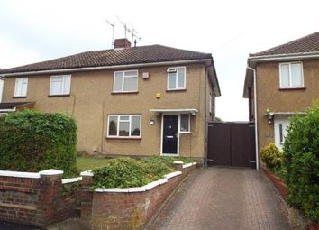 Thumbnail 3 bed semi-detached house for sale in Browning Road, Luton, Bedfordshire, England