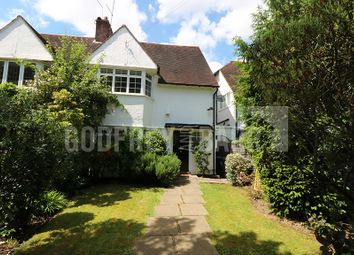 Thumbnail 5 bed semi-detached house for sale in Crooked Usage, London