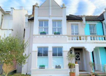 St. Saviours Road, St. Leonards-On-Sea TN38. 4 bed semi-detached house for sale