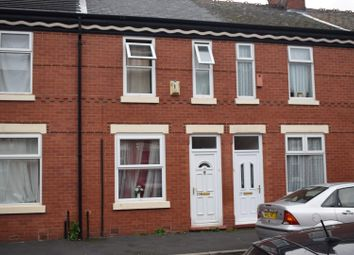 Thumbnail 2 bed terraced house for sale in Middleham Street, Manchester