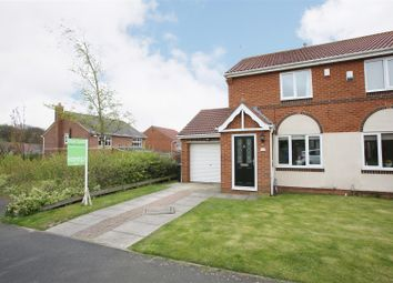 Thumbnail 2 bed property for sale in Monks Wood, North Shields