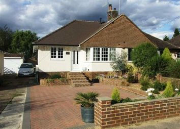 Thumbnail 2 bed semi-detached bungalow for sale in Wordsworth Close, Crawley